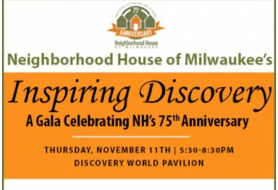 Celebrating 75 years of Inspiring Discovery – November 11th!